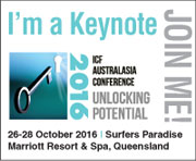 International Coach Federation (ICF) Australasia Conference